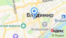 Aquamarine на карте