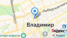 Chill-out bar на карте