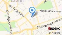 Автогазета на карте