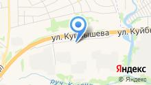 ToyBox на карте