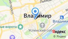 M & K на карте