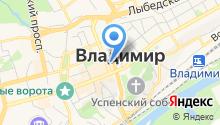 Ювелирный салон на карте