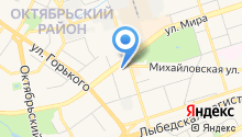 MDРегион на карте