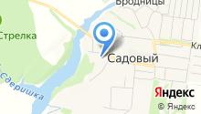 Детская школа искусств им. В.А. Ширшиковой на карте