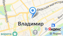 Missistema на карте