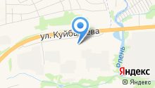 Cenam.net на карте