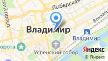 Авто-Бус на карте