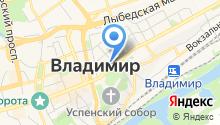 PECORA на карте