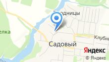 Племзавод 17 МЮД, СПК на карте