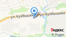 LEBO на карте