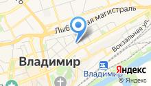 Svit на карте