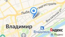 BaZooka & Muh на карте