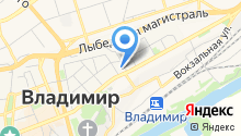 Taksi на карте