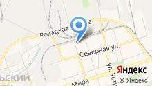 Аверс С.Б. на карте