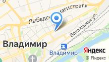 NRG на карте