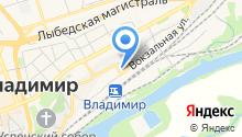 TRANSFER33.RU на карте