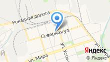Абсолют+ на карте