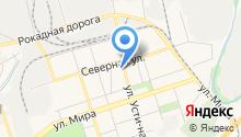Zoo Такси на карте