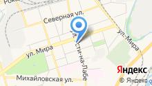DелКо на карте