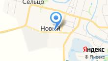 Владимирский НИИ сельского хозяйства на карте