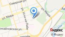 Данон-Юнимилк на карте