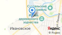 Александров дом на карте