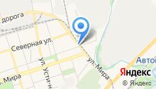 Авто Карусель на карте