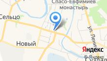 Nadezhda на карте