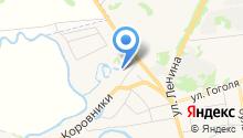 У Борисыча на карте