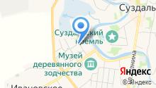 В гостях у Юли на карте