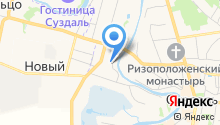 Витальница на карте