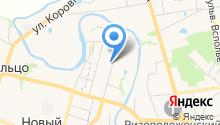 Трактир у Прокопа на карте