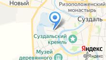 На Ивановой горе на карте