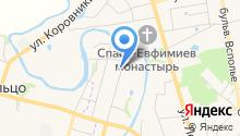 На Покровской на карте