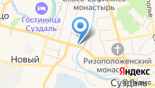 Стромынка на карте