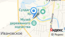 Дом Устинова на карте