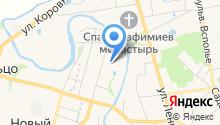 Свято-Покровский женский епархиальный монастырь на карте