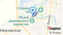 Русская Трапеза на карте