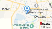 На Ильинской на карте