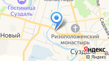 КСК Княжеский на карте