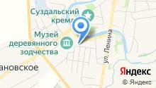 Русское подворье на карте