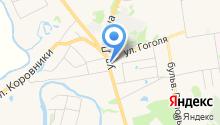 Литейщика Никуличева на карте