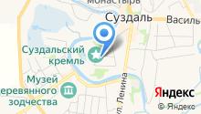 Мастерская художников Кремлевский Дворик, НП на карте