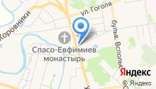 Смоленский храм на карте