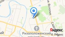 На Гастева на карте