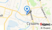 Гостевой дом Священника Соколова на карте