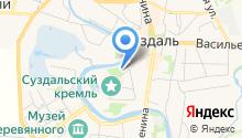 Русская ресторация на карте