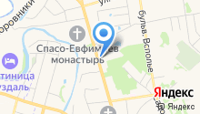 Купеческий на карте