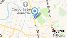 Студио на Ленина на карте