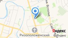 Суздальская районная станция по борьбе с болезнями животных на карте